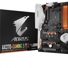 Placa de baza Gigabyte Socket AM4, AX370-GAMING 5, X370, NVMe PCIe Gen3* 4, HDMI,