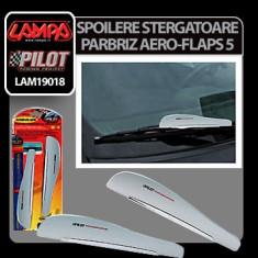 Spoilere stergatoare parbriz Aero-Flaps 5, 2buc Profesional Brand