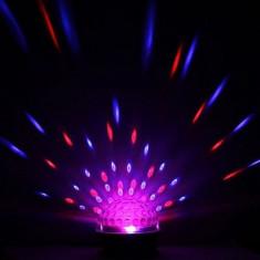 Glob disco multicolor cu leduri Ideal Gift - Ornamente Craciun