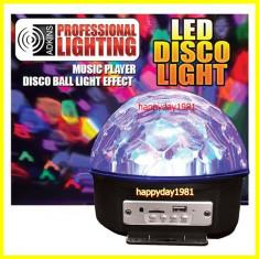 Glob disco lumini laser proiector laser craciun - Lumini club