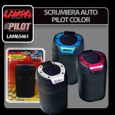 Scrumiera auto Pilot color Profesional Brand - Ornamente interioare auto