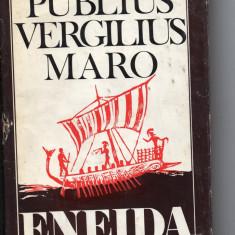 ENEIDA ( CANTURILE I-VI ), in versuri de PUBLIUS VERGILIUS MARO - Carte mitologie