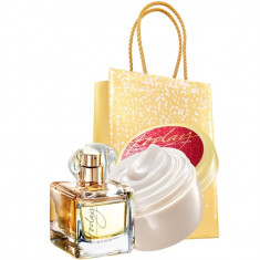 Set Today - Parfum 50 ml, Lotiune Corp 150 ml, Punga cadou - Avon - NOU - Set parfum