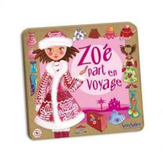 Zoe in Calatorie - Jocuri arta si creatie