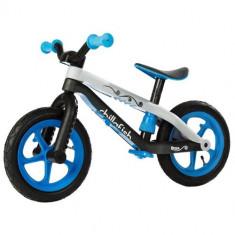Bicicleta fara Pedale BMXIE Albastra - Bicicleta copii