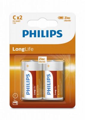 Philips LongLife C 2-blister foto