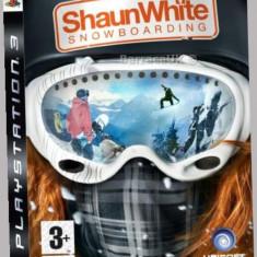 Shaun White Snowboarding - PS3 [Second hand] md - Jocuri PS3, Sporturi, Toate varstele, Single player