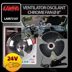 Ventilator oscilant Chrome - Fan