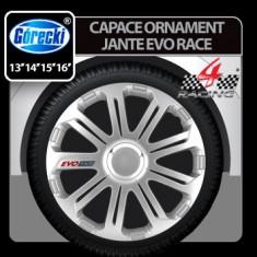 Capace ornament jante Evo Race 4buc - 13' Profesional Brand - Capace Roti, R 13