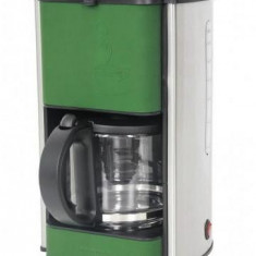Cafetiera Heinner Silicon HCM-SIL1080, 1080W, Verde, 1.5L, Silicon