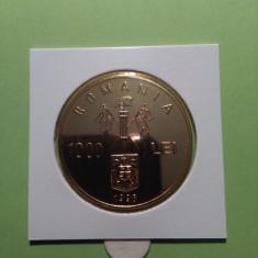 1998.07.29 - REVOLUŢIA ROMÂNA DE LA 1848 - 1000 LEI, AUR 999 - Moneda Romania