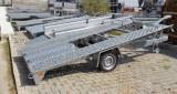 Platforma auto Remorca auto mono ax 1.5T *in rate *pe stoc*