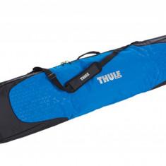 Geanta snowboard Thule RoundTrip Single Snowboard Bag - Black/Cobalt Grand Luggage - Husa/Geanta skiuri