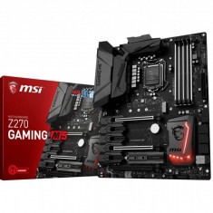 Placa de baza MSI Socket LGA1151, Z270 GAMING M5, Intel Z270 Chipset, 4 *DDR4