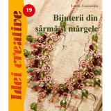Bijuterii din Sarma si Margele 19 - Idei Creative - Carte de colorat