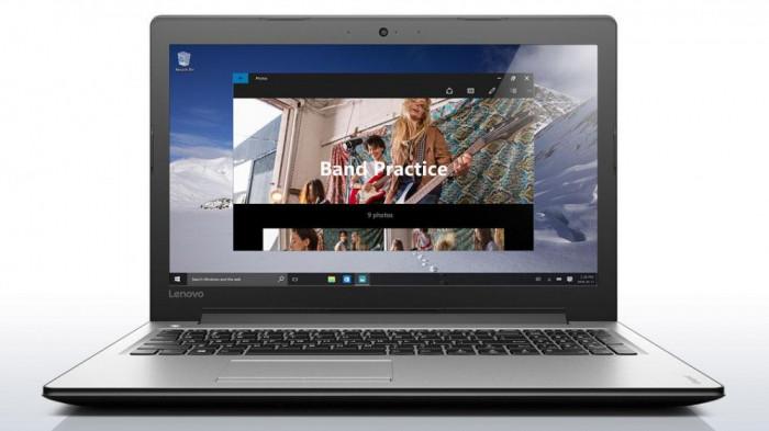 Laptop Lenovo V310-15IKB , 15.6 FHD (1920x1080) Antiglare, LED Backlit, Intel Core i5-7200U (2.5Ghz, foto mare