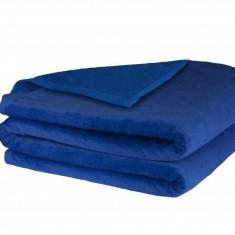 Prosop de baie 70x140 cm-Albastru, 100% Bumbac, densitate 400GSM - Prosop baie