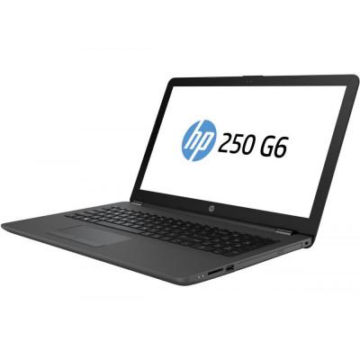 Laptop HP 250 G6, 15.6 inch LED HD Anti-Glare (1366x768), Intel Core i3- 6006U foto