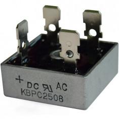 PUNTE REDRESOARE PATRATA 25A 800V Electronic Technology