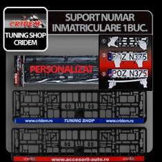 Suport numar inmatriculare Accesorii Auto / Tuning Shop 1buc Profesional Brand - Suport numar Auto