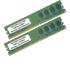 MEMORIE 1GB DDR2 PC2-4200R ECC
