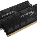 Memorie RAM Kingston, DIMM, DDR3, 8GB, 1866MHz, CL9, Kit 2x4GB, XMP HyperX Predator