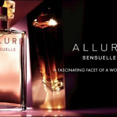 Parfum Original Chanel Allure Sensuelle + CADOU - Parfum femeie Chanel, Apa de parfum, 100 ml