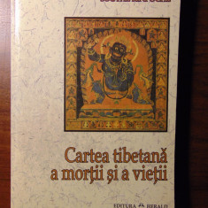 Cartea tibetana a mortii si a vietii - Sogyal Rinpoche (2001)