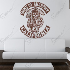 Sticker - Sons Of Anarchy