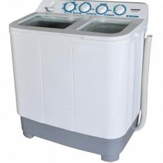 Masina de spalat Heinner HSWM-84WH, capacitate spalare 8kg, capacitate stoarcere 4, 6 kg, selector program - Masina de spalat rufe Heinner, 4 kg