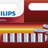 Philips Power Alkaline AA 12-wide