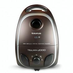 Aspirator Tiguan 2000 2000 W Capacitate sac 4L Taurus - Aspirator cu sac