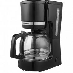 Cafetiera Heinner HCM-800BK, putere maxima: 670-800 W, sistem anti- picurare, functie mentinere cald, fFiltru