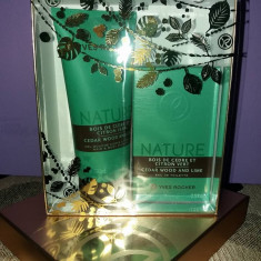 Set Nature YVes Rocher in cutie - Parfum barbati Yves Rocher, Apa de toaleta, 75 ml
