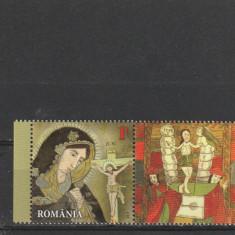 Romania,Paste 2015 cu viniete  ,Nr lista 2059., Nestampilat