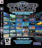 SEGA Mega Drive Ultimate Collection   - PS3 [Second hand], Arcade, 12+, Multiplayer