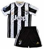 Compleu Echipament Fotbal JUVENTUS DYBALA MODEL 2017-2018 pentru copii 4-6 ani, YXS, Set echipament fotbal