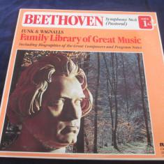 Ludwig van Beethoven - Symhony No.6 (Pastoral) _ vinyl, LP _ RCA (SUA) - Muzica Clasica rca records, VINIL
