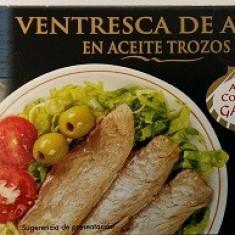 MCA Ventresca ulei 110g - Conserve