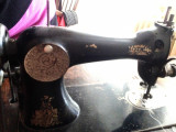 Masina de cusut Singer/ Husqvarna cca 100 ani vechime