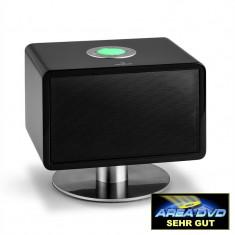Auna LivingQube difuzor Bluetooth activ 50Wmax . negru - Boxa activa