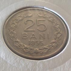 Moneda 25 Bani - ROMANIA, anul 1955 *cod 5079 --- A.UNC - Moneda Romania