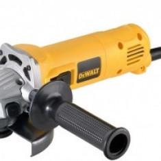 Polizor DeWalt unghiular 125mm, 850W, model D28139-QS Import ProTools