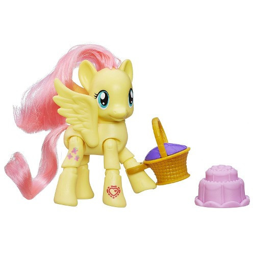 Figurina My Little Pony Fluttershy la Picnic 2017
