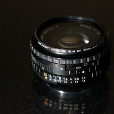 Vand Obiectiv Nikon 50mm f/1.8 Nikon Series E Pancake - Obiectiv DSLR
