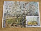 MXM - ARTA - PICTURA - VINCENT VAN GOGH - BUCURESTI 1991, Romania de la 1950