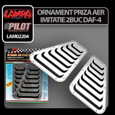 Ornament priza aer imitatie DAF-4 Profesional Brand - Priza aer capota