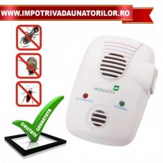 Aparat contra gandaci, soareci, sobolani, furnici EMG 3IN1 - Aparat antidaunatori, Anti-insecte