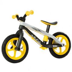 Bicicleta fara Pedale BMXIE Galbena - Bicicleta copii