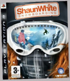 Shaun White Snowboarding - PS3 [Second hand], Sporturi, 3+, Single player